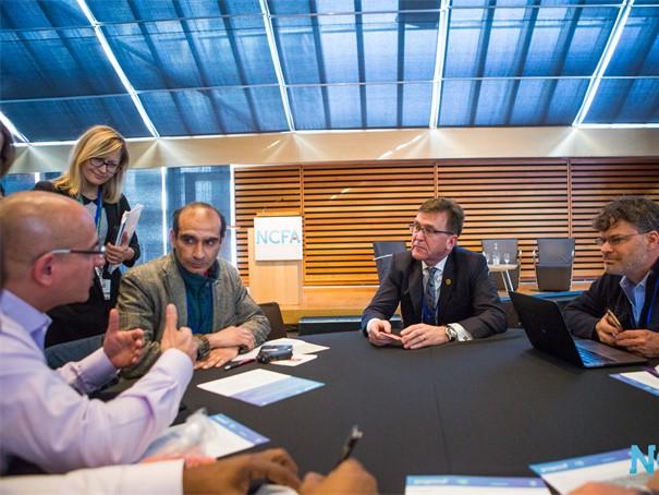 curated meetings